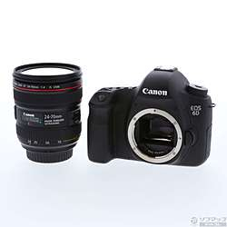 [Used] EOS 6D EF24-70L F4L IS USM lens kit (20.2 million pixels / SDXC)