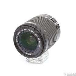 〔中古〕 Canon EF-S 18-55mm F3.5-5.6 IS STM (レンズ)