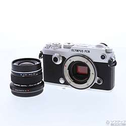 [使用] PEN-F 12mmF2.0鏡頭套銀