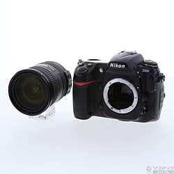 [Used] Nikon D300 AF-S DX VR18-200G lens kit