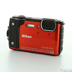[Used] [exhibit] COOLPIX W300 orange «There manufacturer's warranty»
