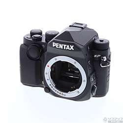 〔中古〕 PENTAX KP ボディ ブラック (2432万画素/SDXC)
