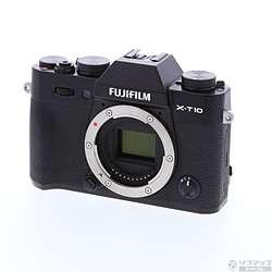 [Used] FUJIFILM X-T10 (black)