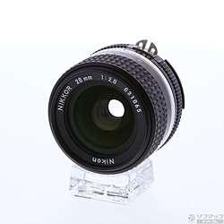 〔中古〕 〔展示品〕 Nikon Ai Nikkor 28mm F2.8S (マニュアルフォーカスレンズ)