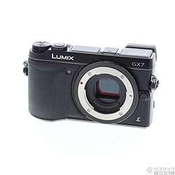 [Used] LUMIX DMC-GX7-K body [black]