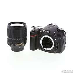 [使用]尼康D7100 18-105 VR透鏡試劑盒(24.1萬像素/ SDXC)