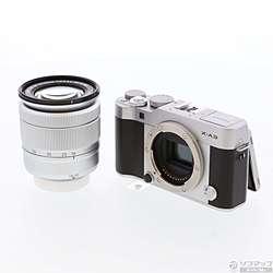 [Used] FUJIFILM X-A3 lens kit silver