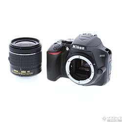 [Used] D3500 18-55 VR lens kit