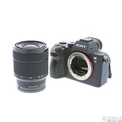 [Used] α7III lens kit ILCE-7M3K