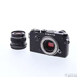 [使用] [展品] PEN-F 12mmF2.0鏡頭套黑