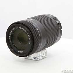 [Used] Canon EF-S 55-250mm F4-5.6 IS STM (lens)
