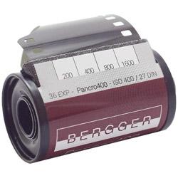 白黒フィルムBERGGER PANCRO 135-36 BPA4011
