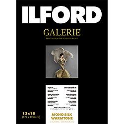 イルフォードギャラリーモノシルクウォームトーン 250g/m2 (127x178・100枚)ILFORD GALERIE Mono Silk Warmtone 422179