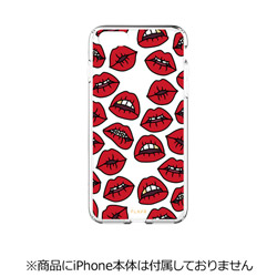 iPhone 7用 Iplate Lips 26552