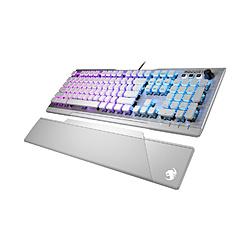 ゲーミングキーボード VULCAN 122 AIMO(英語配列) ホワイト ROC-12-941-BN [USB /有線]