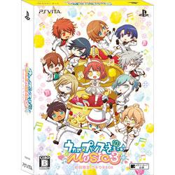うたの☆プリンスさまっ♪MUSIC3 初回限定 ウキウキBOX 【PS Vitaゲームソフト】