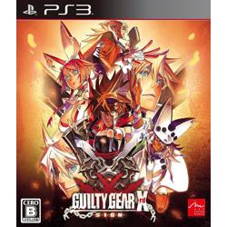 【在庫限り】 GUILTY GEAR Xrd-SIGN- 【PS3ゲームソフト】