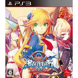 【在庫限り】 BLAZBLUE CENTRALFICTION Limited Box【PS3ゲームソフト】   [PS3]