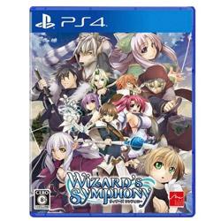 ウィザーズ シンフォニー 【PS4ゲームソフト】