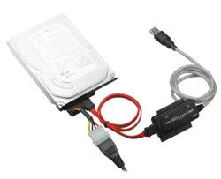GH-USHD-IDESA USB2.0変換アダプタ