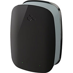 iPad/iPhone/iPod対応[USB給電] AC - USB充電器 (2ポート・ブラック) KNX-OT-000010