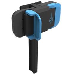 iPhone/iPad/iPod touch対応 マウントアダプタ Mountie(MacBook/iMac用) ブルー TEN-OT-000001