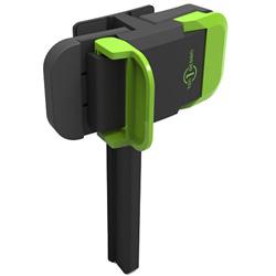 iPhone/iPad/iPod touch対応 マウントアダプタ Mountie(MacBook/iMac用) グリーン TEN-OT-000002