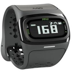 脈拍計付き腕時計