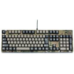 FILCO(フィルコ) FKBN108MPS/NMR2  有線キーボード[USB&PS/2]Majestouch 2 Camouflage-R かな無し/テンキー有り Cherry MX ピンク軸 (日本語配列108キー)