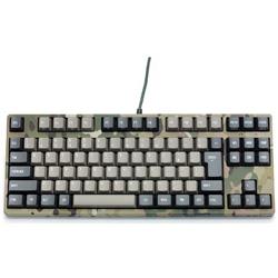 FILCO(フィルコ) FKBN91MPS/NMR2  有線キーボード[USB&PS/2]Majestouch 2 Camouflage-R かな無し/テンキー無し Cherry MX ピンク軸(日本語配列91キー)