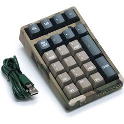 FTKP22M テンキー Majestouch マルチカム(迷彩柄) [microUSB・USB /有線]