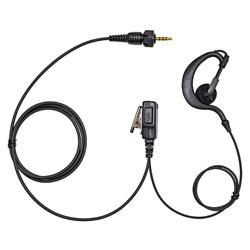 イヤホンマイクPROシリーズ 耳掛けタイプ KENWOOD防水ジャック式対応 FPG-23KWP