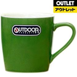 OUT DOOR PRODUCTS マグカップ 314-704 グリーン