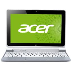 ICONIA TAB W510D [Windowsタブレット] ICONIA-W510D キーボードドック同梱(2012年モデル・シルバー)