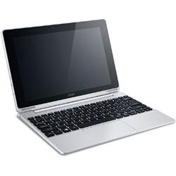 ノートPC Aspire Switch 10 [Windowsタブレット・Office付き] SW5-012-F12D/SF (2014年モデル・シルバー)