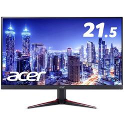 Acer(エイサー) VG220Qbmiix ゲーミングモニター Nitro VGO ブラック [21.5型 /ワイド /フルHD(1920×1080)]