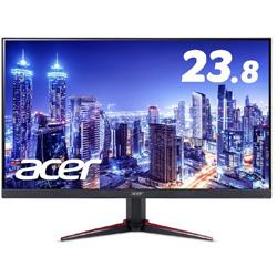 Acer(エイサー) VG240Ybmiix ゲーミングモニター Nitro VGO ブラック [23.8型 /ワイド /フルHD(1920×1080)]