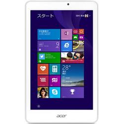 Iconia Tab 8 W [Windowsタブレット] W1-810-F11N (2014年モデル・ホワイト)