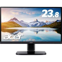 Acer(エイサー) PCモニター KA242Ybmix ブラック [23.8型 /ワイド /フルHD(1920×1080)]