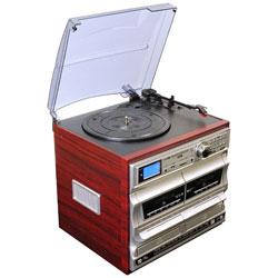 マルチオーディオ・レコードプレーヤー/ラジオ MA-811