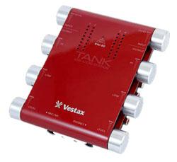 【限定特価】 VAI-80 TANK (DJ用オーディオインターフェイス)