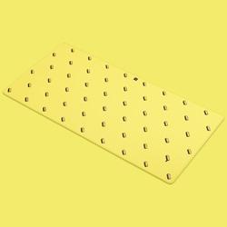 MNX-04-27002-G French Fries ゲーミングマウスパッド Mionix Desk Pad[900x440x3mm]