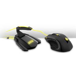 Sharkoon SHARK ZONE M51+ ブラック SZM51PLUS 【ゲーミングマウス】[有線マウス・レーザー方式]