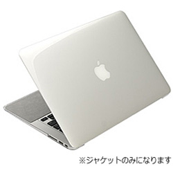 PMC-61 Airジャケットセット (MacBook Air 13inch用/クリア)
