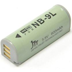 互換バッテリーMyBattery HQ for NB-9L