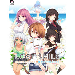 LOST:SMILE memories + promises 初回版(未開封)