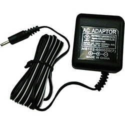 PCT-01R/11R/11R2用DC3Vアダプター MB102-030020