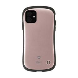 iPhone 11 6.1インチ iFace First Class Metallicケース 41-911518 ローズゴールド