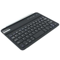 iPad mini Retina/iPad mini用 Bluetooth スリムスタイルキーボードカバー (ブラック) [KITS] KBTK01