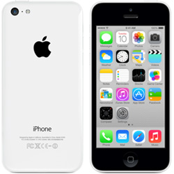 iPhone5c 16GB ホワイト ME541J/A docomo